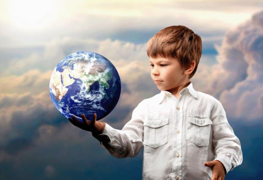 Луч Миссии Белая Карта: Те, кто меняют наше мировоззрение